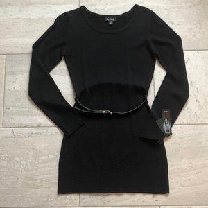 Lightweight sweater- tunic length